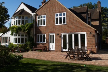 Bi-Fold Doors and Windows